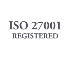ISO-27001-Registered